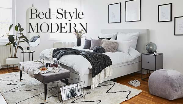 Altri prodotti del Look »Bed-Style Modern«
