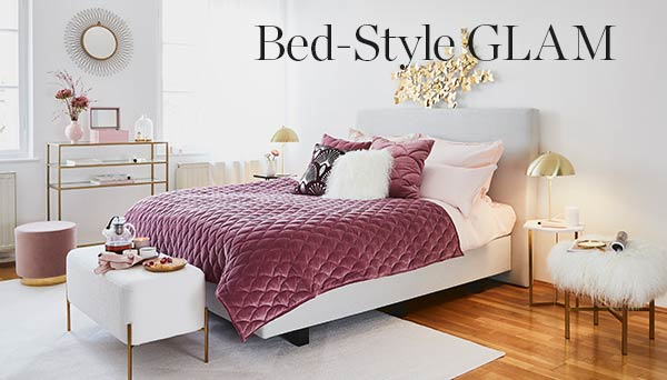 Altri prodotti del Look »Bed-Style Glam«