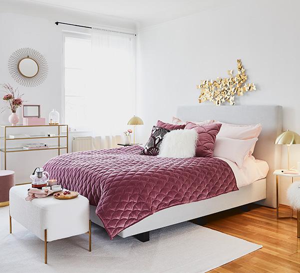 Get the Look Schlafzimmer - Wohnwelten zum Verlieben ...