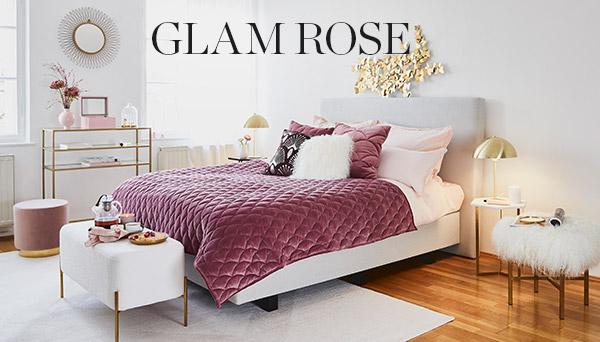 Inne produkty z aranżacji »Glam rose«