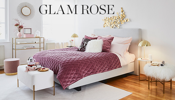Glam rose