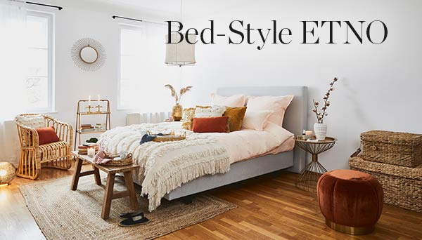 Altri prodotti del Look »Bed-Style Etno«