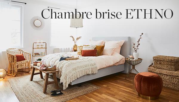 Autres articles du look »Chambre Brise Ethno«