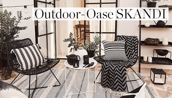Andere Produkte aus dem Look »Outdoor-Oase Skandi«