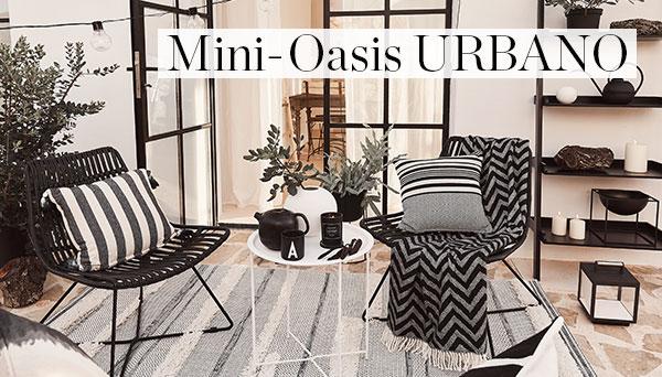 Mini oasis urbano
