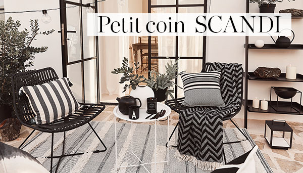 Autres articles du look »Petit coin Scandi«