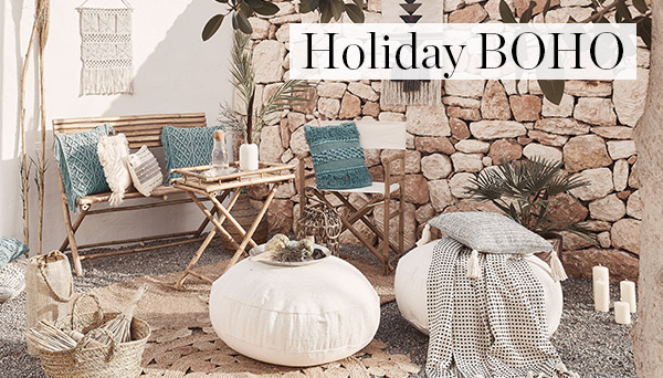 Holiday Boho