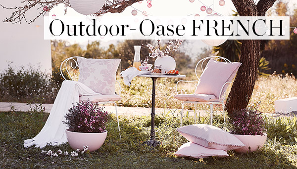 Andere Produkte aus dem Look »Outdoor-Oase French«