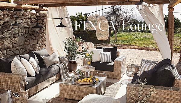 Andere Produkte aus dem Look »Finca-Lounge«