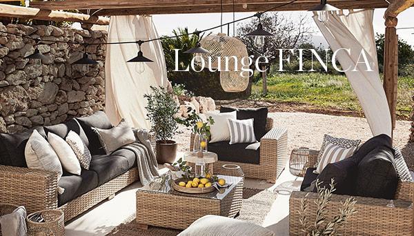 Autres articles du look »Lounge Finca«
