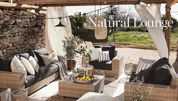 Altri prodotti del Look »Natural Lounge«