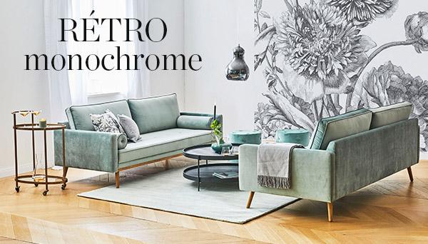 Autres articles du look »Rétro monochrome«