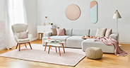 Pink Scandi
