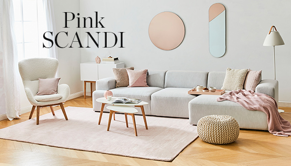 Altri prodotti del Look »Pink Scandi«
