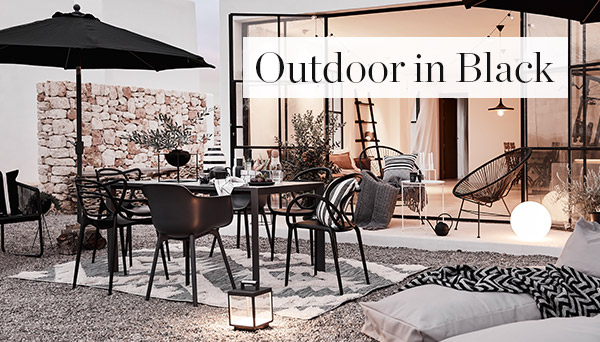 Outdoor in Black