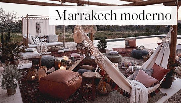 Marrakech moderno