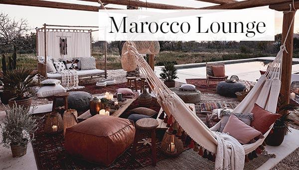 Altri prodotti del Look »Marocco Lounge«