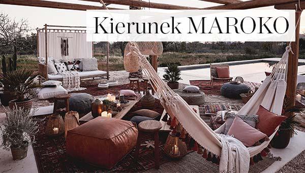 Inne produkty z aranżacji »Kierunek Maroko«