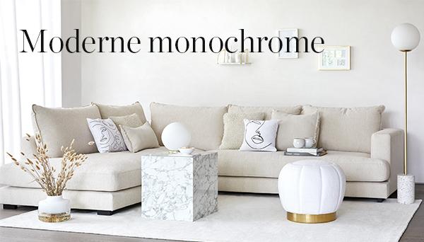 Autres articles du look »Moderne monochrome«