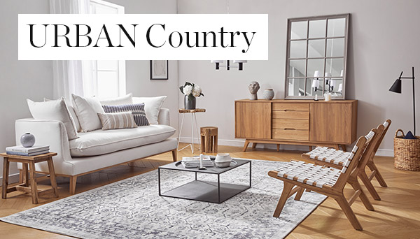 Autres articles du look »Urban Country«