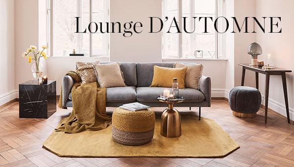 Autres articles du look »Lounge d'automne«