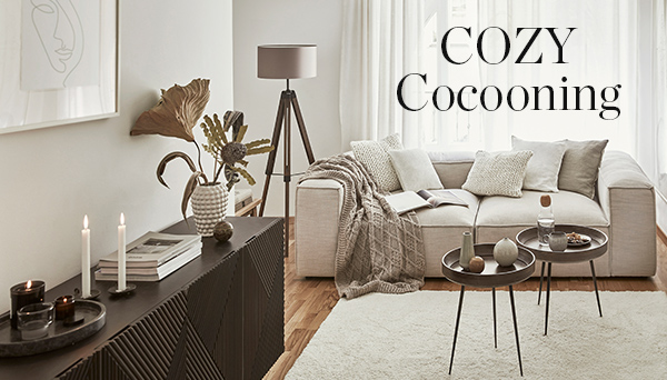 Andere Produkte aus dem Look »Cozy Cocooning«