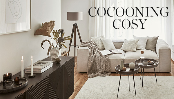 Autres articles du look »Cocooning cosy«
