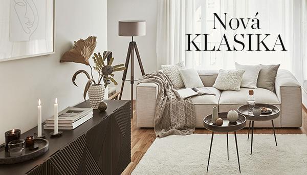 Ďalšie výrobky z trendu »Nová klasika«