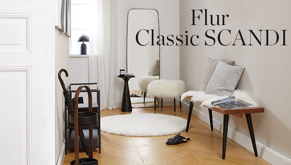 Andere Produkte aus dem Look »Flur Classic Scandi«