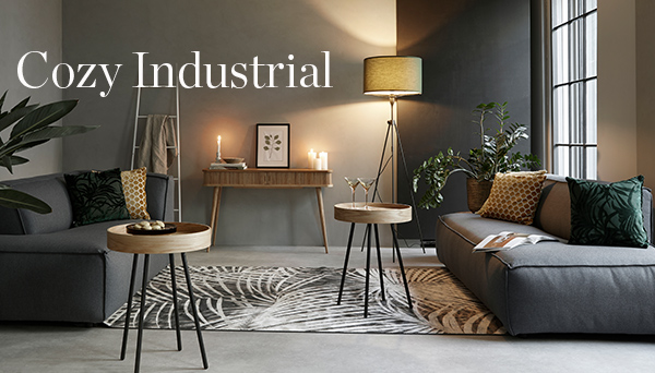 Cozy Industrial