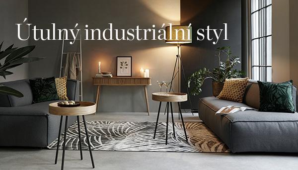 Další výrobky z aranžmá »Industriální styl«
