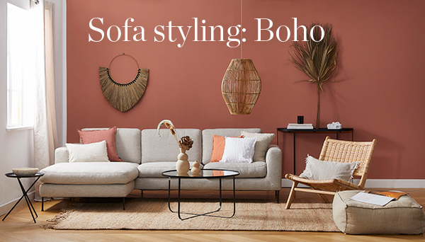 Meer producten uit de look »Sofa styling: Boho«
