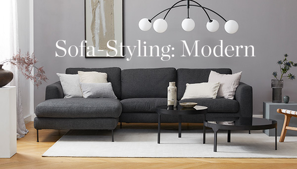 Andere Produkte aus dem Look »Sofa-Styling: Modern«