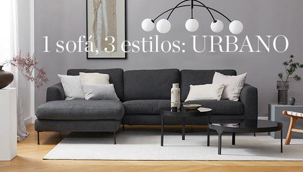 Otros productos del Look »Sofá urbano«