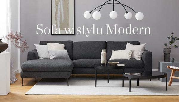 Inne produkty z aranżacji »Sofa w stylu modern«