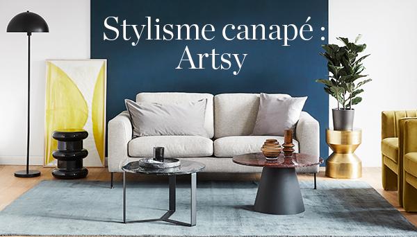 Autres articles du look »Style Artsy«
