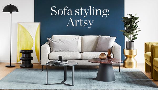 Meer producten uit de look »Sofa styling: Artsy«