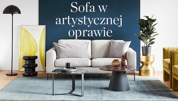 Inne produkty z aranżacji »Artystyczna sofa«