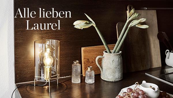 Andere Produkte aus dem Look »Alle lieben Laurel«