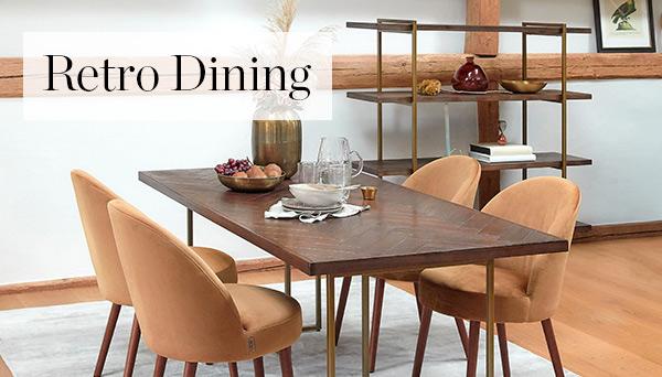 Meer producten uit de look »Retro Dining«