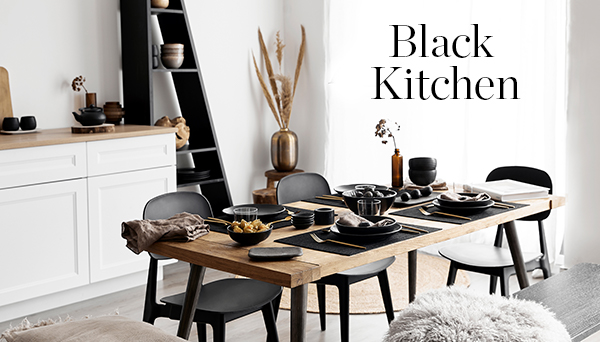 Altri prodotti del Look »Black Kitchen«