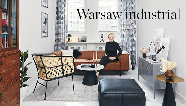 Inne produkty z aranżacji »Warsaw industrial«