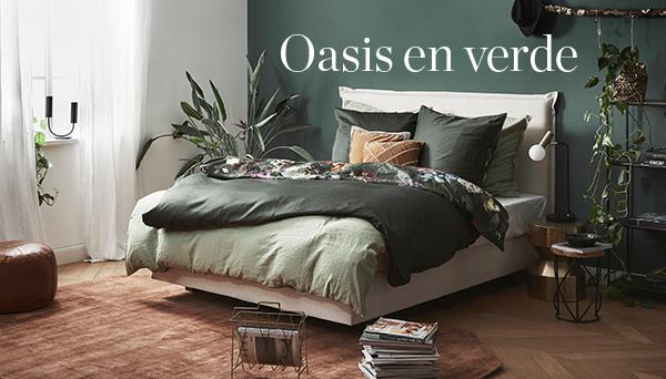 Otros productos del Look »Oasis en verde«