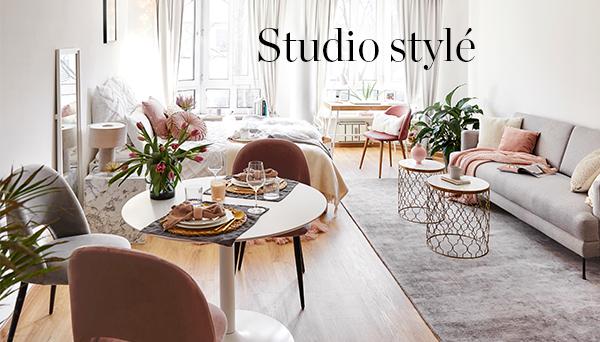 Autres articles du look »Studio stylé«