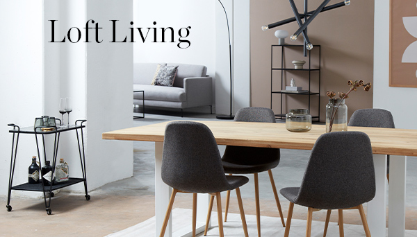 Autres articles du look »Loft living«