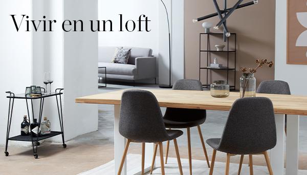 Otros productos del Look »Vivir en un loft«