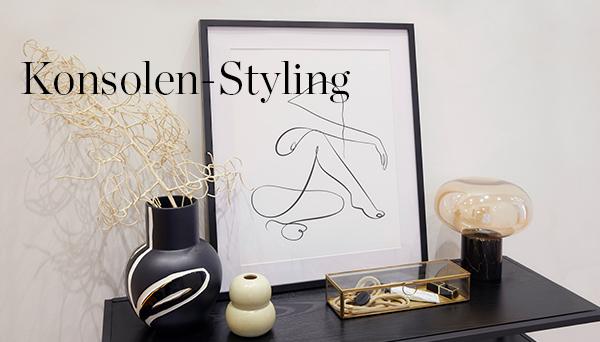 Konsolen-Styling