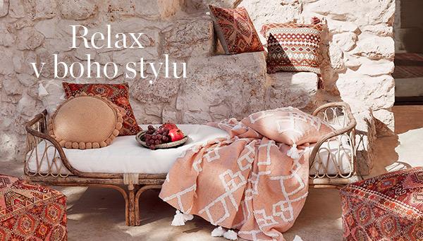 Relax v boho stylu