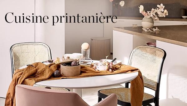 Autres articles du look »Cuisine printanière«