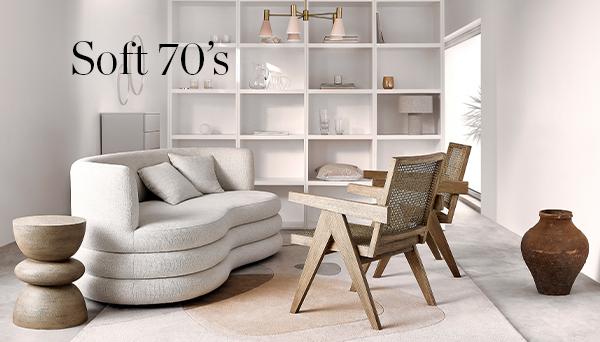 Altri prodotti del Look »Soft 70's«